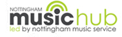 Nottingham Music Education Hub website